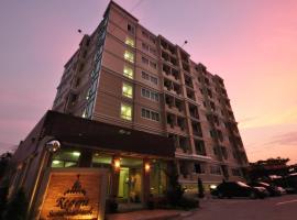 Regent Suvarnabhumi, hotel near Suvarnabhumi Airport - BKK, Lat Krabang