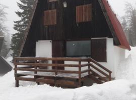 Kuca za odmor Trifkovic, hotel u Jahorini