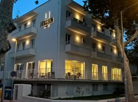 Hotel Houston, hotel in Rimini