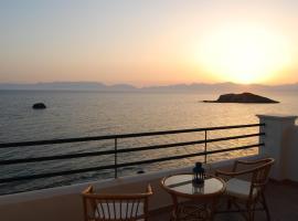 Elea Mare, ξενοδοχείο στην Ελιά Λακωνίας