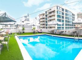Aparthotel Sevilla Suites, apartment in Panama City