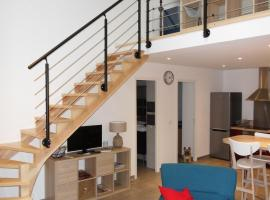 Villa La Do Re, apartment in Roquebrune-Cap-Martin