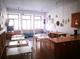 Porto Downtown Hostel, vandrehjem i Porto