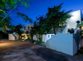 Contaratos Holiday Lettings, pet-friendly hotel in Kýthira