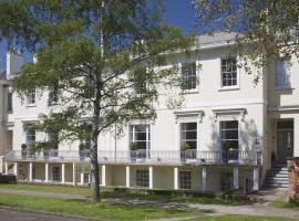 The Cheltenham Townhouse & Apartments, boutique hotel in Cheltenham