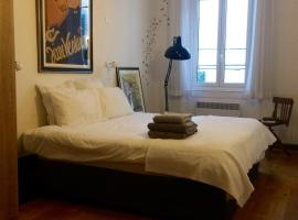 2 bedroom cool apartment in the old town of Antibes, apartment in Antibes