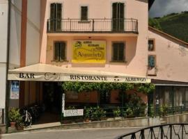 Acquacheta Valtancoli, hotel in San Benedetto in Alpe