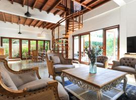 Villa de Siam, accessible hotel in Sanur