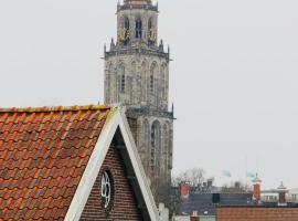 Pied à Terre Oostersingel UMCG, apartment in Groningen