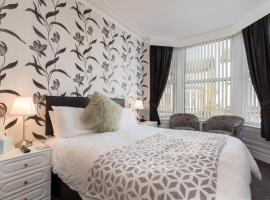 Bella Vista Lodge, pet-friendly hotel in Blackpool