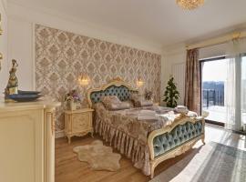 Wellness & SPA boutique Hotel pod lipkami Prague, budget hotel in Prague