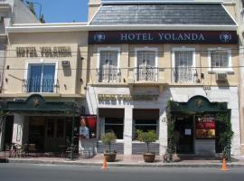 Cordoba Yolanda Hotel, hotel in Cordoba