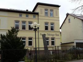 Thüringer Haus, Hotel in der Nähe von: Rudelsburg, Bad Kösen