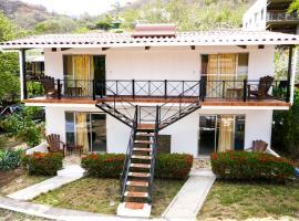 El Pacifico Hotel, vacation rental in San Juan del Sur