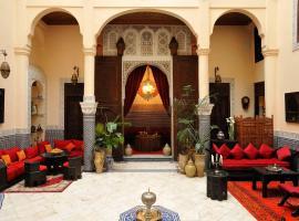 Riad Ibn Battouta & Spa, riad in Fez