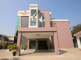 Golden Guest Hotel (Pyay), отель в городе Pyay