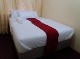 Royal Guest House, hótel í Harare