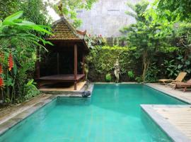 Pering Bungalow, hotel near Ubud Market, Ubud