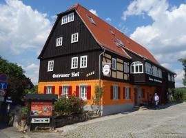 Ferienhaus Ostrauer Hof, apartment in Bad Schandau