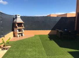 Casa Fard, hotel en La Oliva
