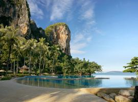 Rayavadee, hotel near Phra Nang Cave, Railay Beach
