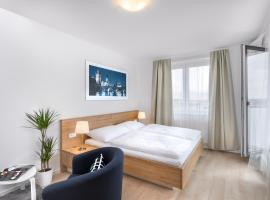 CityWest Apartments, accessible hotel in Prague