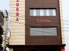 hotel zorba, hotel in Rohtak