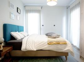 Traveller's apartments, apartment in Alexandroupoli