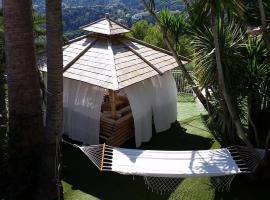 Villa Panoramica, family hotel in Menton