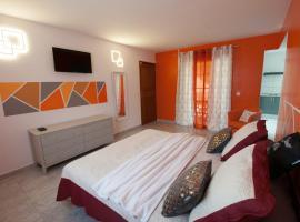 Les Gites du Bonheur, hotel with jacuzzis in Deshaies
