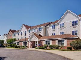 TownePlace Suites Manchester-Boston Regional Airport, hotel near State Park, Manchester