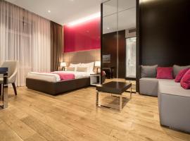 Maccani Luxury Suites, smještaj kod domaćina u Beogradu
