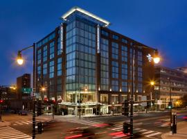 Homewood Suites by Hilton Washington DC Capitol-Navy Yard, hotel ve Washingtonu