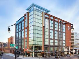 Homewood Suites by Hilton Washington DC Capitol-Navy Yard, hotel ve Washingtonu
