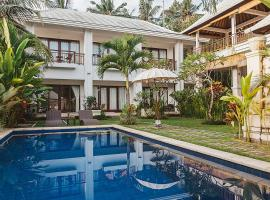 Gerke House, hotel near Tegenungan Waterfall, Ubud