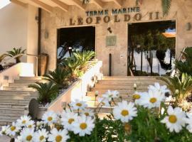 Hotel Terme Marine Leopoldo II, hotel in Marina di Grosseto