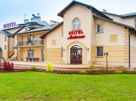 Hotel Andersen – hotel w mieście Rzeszów