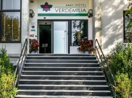 Verdemilia Hotel, hotell i Anzola dell'Emilia