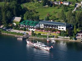 Seegasthof Hotel Hois'n Wirt, Hotel in Gmunden