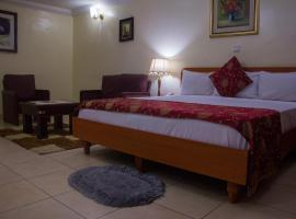 Deen Apartment Services, hotel near Murtala Muhammed International Airport - LOS, Ikeja