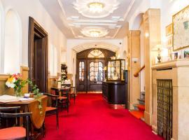 Hotel Goldener Anker, hotel en Bayreuth