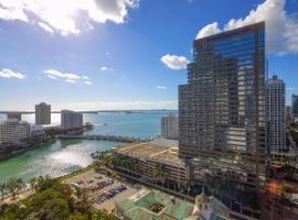 Miami Icon Brickel Luxury Condo, luxury hotel in Miami