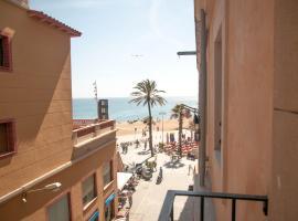 Barcelona Beach Apartments, hotel near Barceloneta Beach, Barcelona
