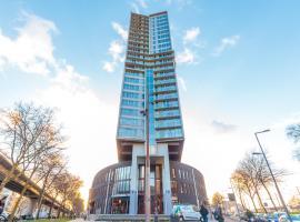 ART Hotel Rotterdam, hotel v Rotterdamu