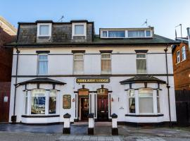 Adelaide Lodge - Town Centre - Opposite Winter Gardens, hotel near Marton Mere Local Nature Reserve, Blackpool