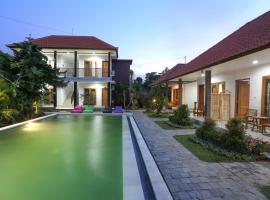 Green Papaya House, hotel near Tegenungan Waterfall, Ubud