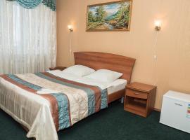 Гостиница Форсаж, отель в Курске