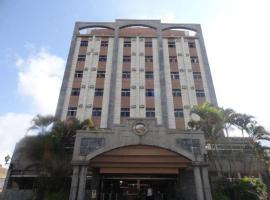 Virgilius Palace Hotel, hotel near Araxa Airport - AAX,