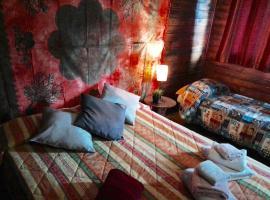 Camere-chalet Viagrande, hotel a Viagrande