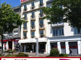 Abalys Hotel, hotel in Brest